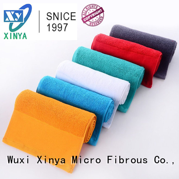 Xinya whole microfiber facial cleansing cloths small household