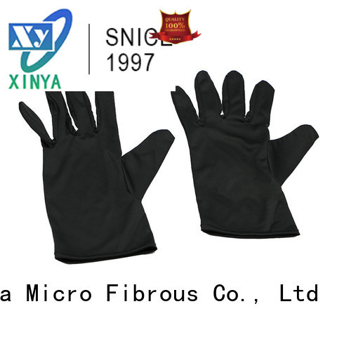 Xinya clean microfiber cloth gloves home home