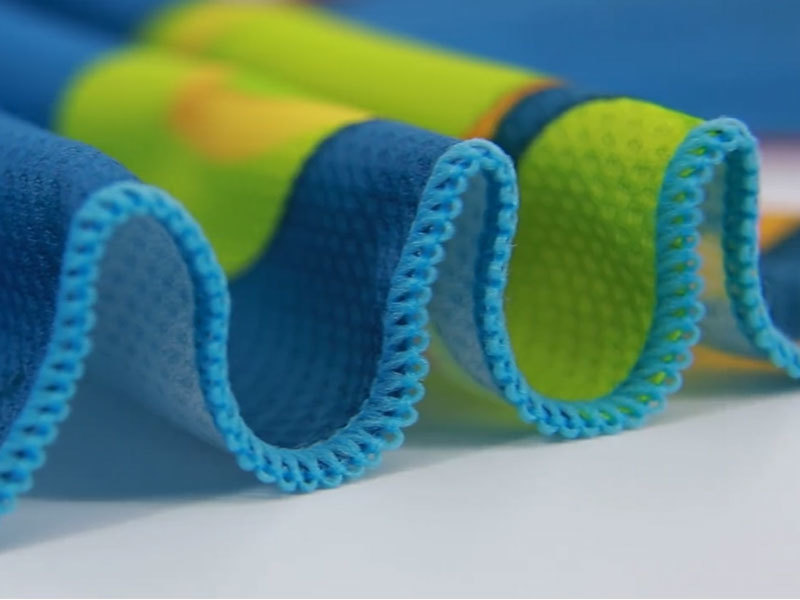 Wholesale custom logo quick dry sport microfiber towel