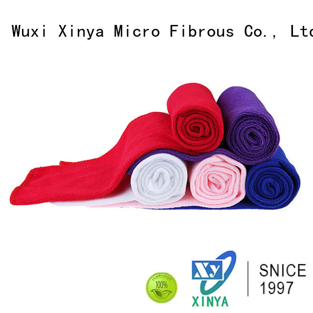 Xinya the best microfiber cloth small cleaning