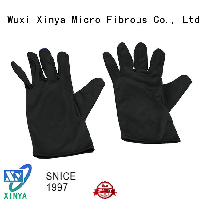 Xinya microfiber cloth gloves home washing