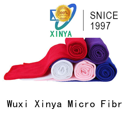 Xinya whole ultra soft microfiber towels original cleaning