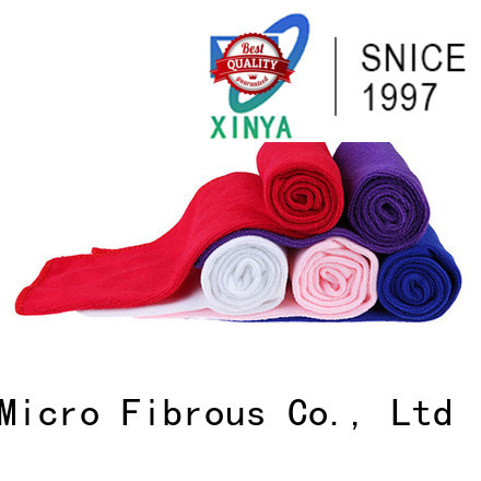 Xinya high quality microfiber towels mini washing