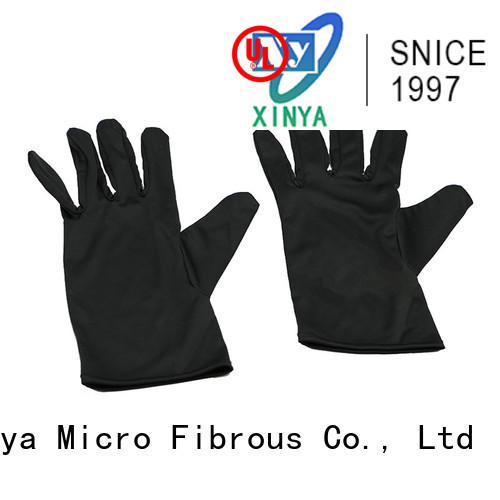 high quality microfiber glove mitt large household
