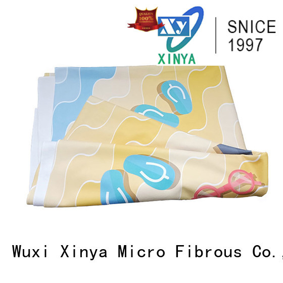 Xinya microfiber microfiber hairdressing towels washing