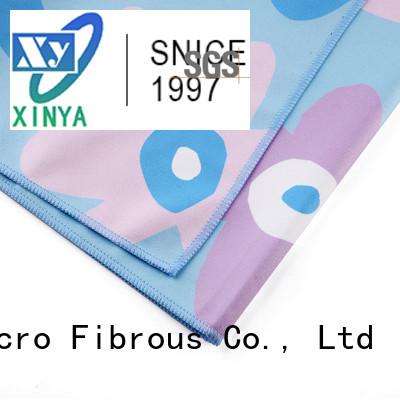 Xinya ultra soft microfiber towels mini cleaning