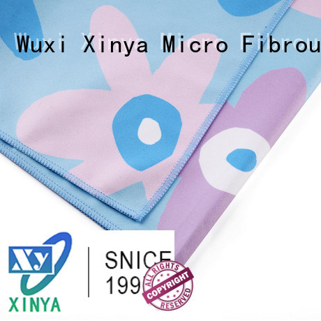 Xinya super premium microfiber towel mini washing