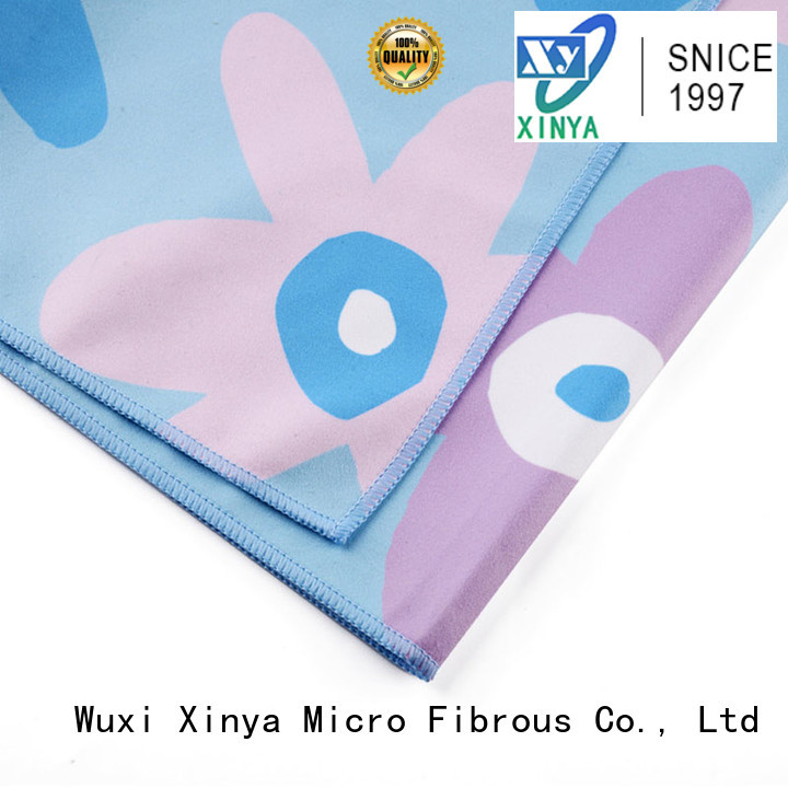 Xinya micro microfiber quick dry towel mini home