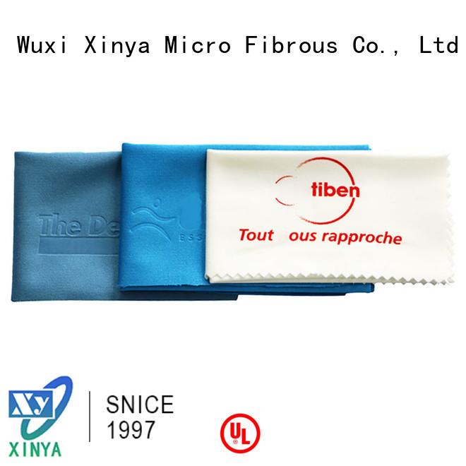 Xinya microfiber 16x16 microfiber towels small washing