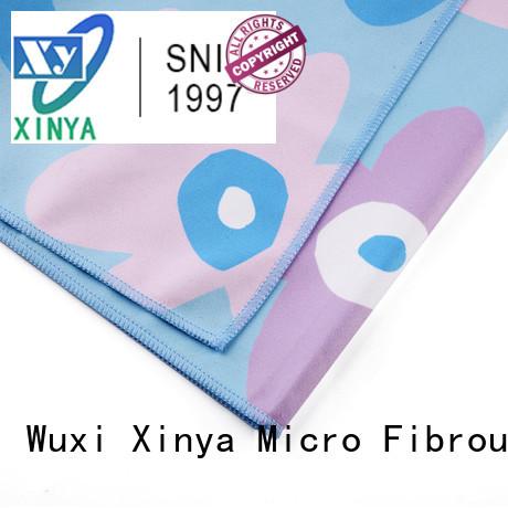 Xinya microfibre towelling fabric original