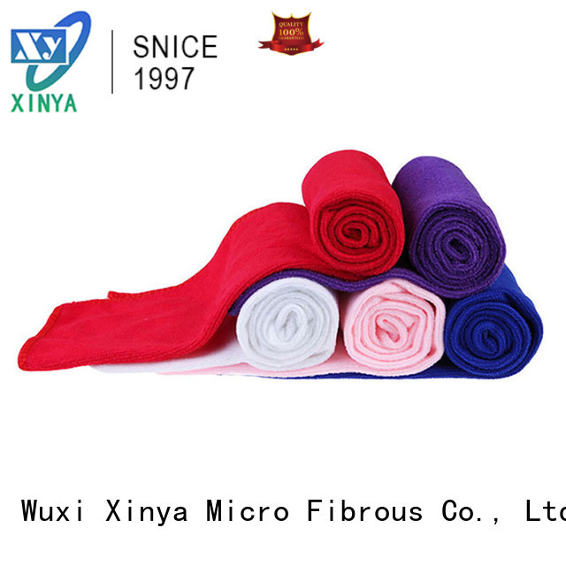 plush microfiber towels small household Xinya