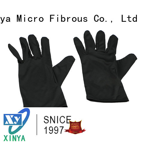 Xinya microfiber gloves wholesale original washing