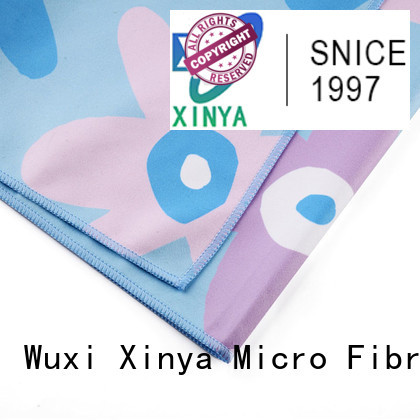 Xinya microfiber quick dry towel small home