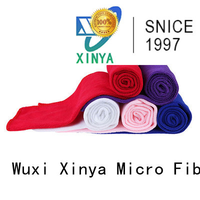 Xinya whole best microfiber towels mini cleaning