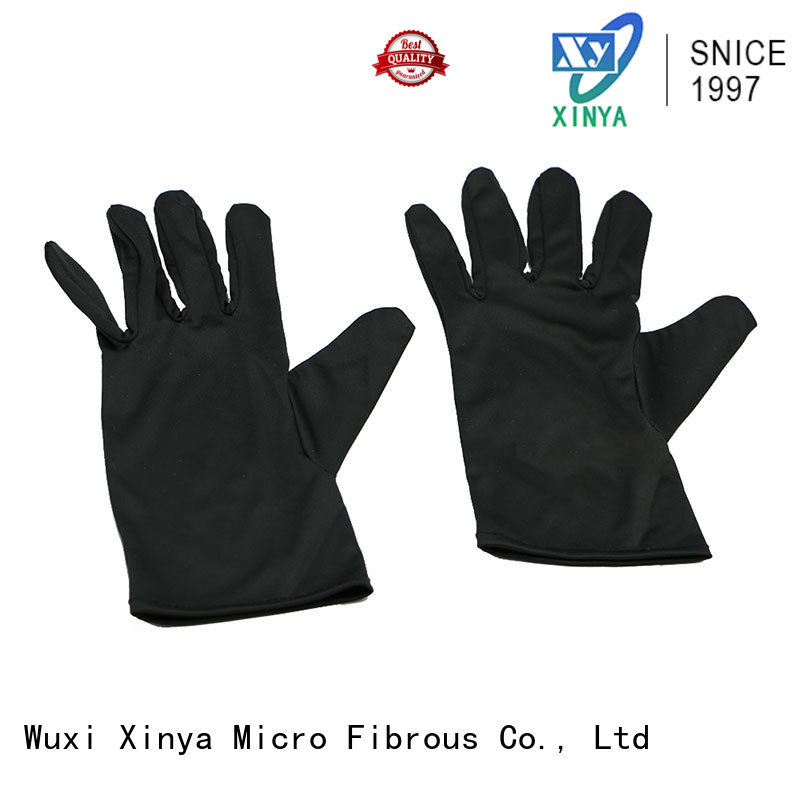 Xinya microfiber glove mitt large household