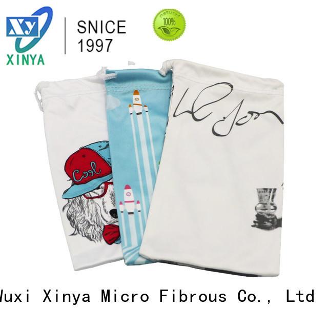 Xinya New cleaning oakley microfiber bag mini cleaning