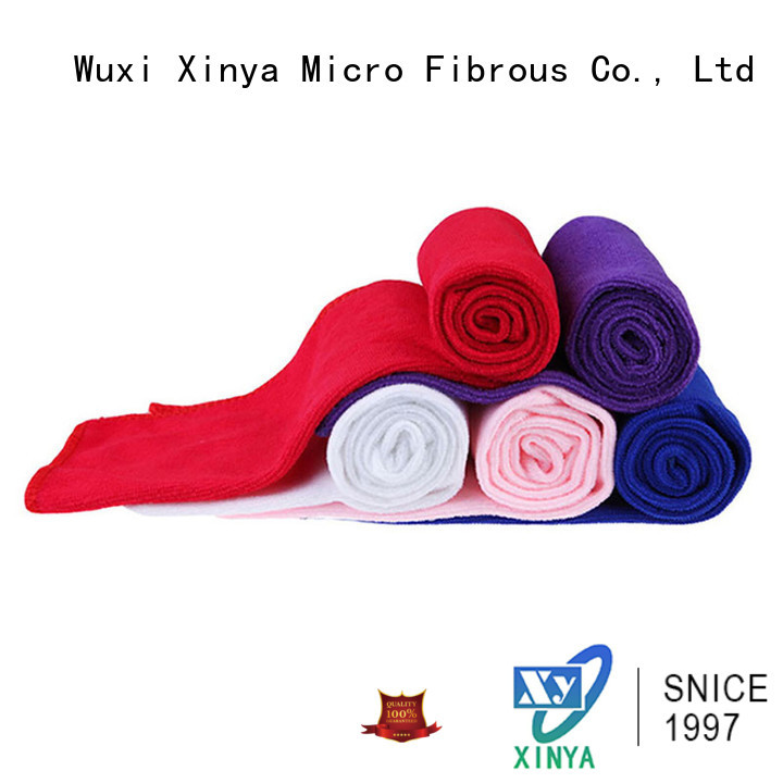 Xinya super towel microfiber small washing