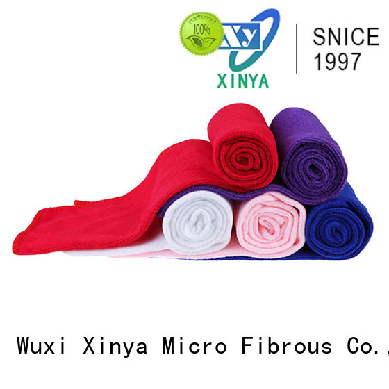 Xinya absorbent microfiber towel small household