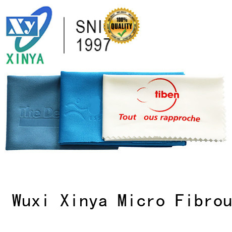 Xinya super microfiber cleaning cloth home cleaning