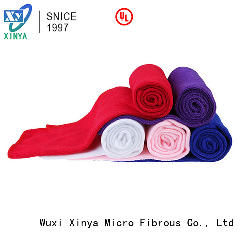 Xinya whole best microfiber towels original cleaning