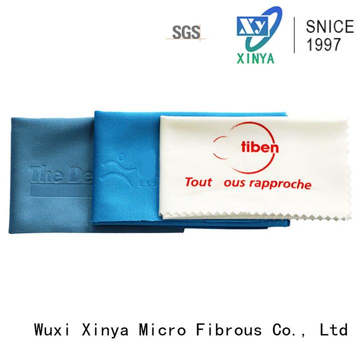 Xinya microfiber optical cleaning cloth original cleaning