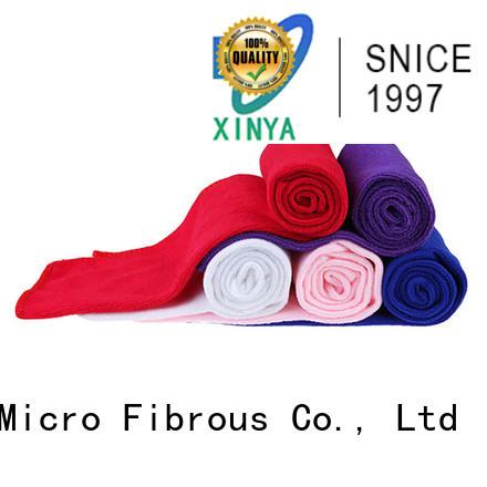 Xinya micro high quality microfiber towels original washing