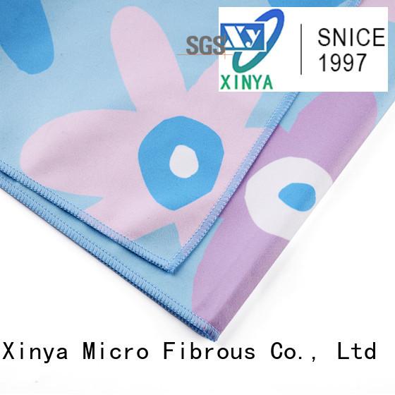 Xinya absorbent microfiber towel original washing