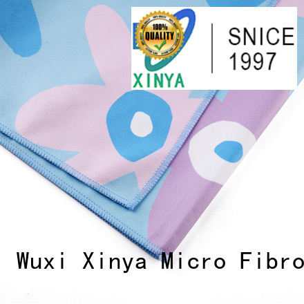 Xinya micro microfiber gym towel mini washing