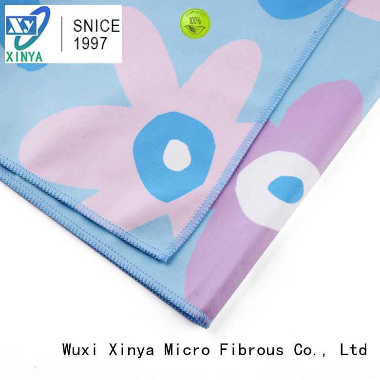 Xinya microfiber pet towel original cleaning