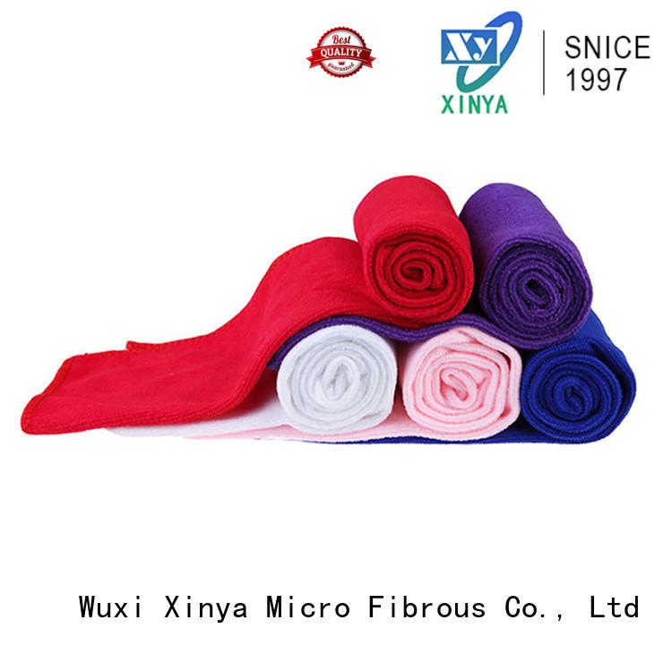 Xinya whole premium microfiber towel mini washing