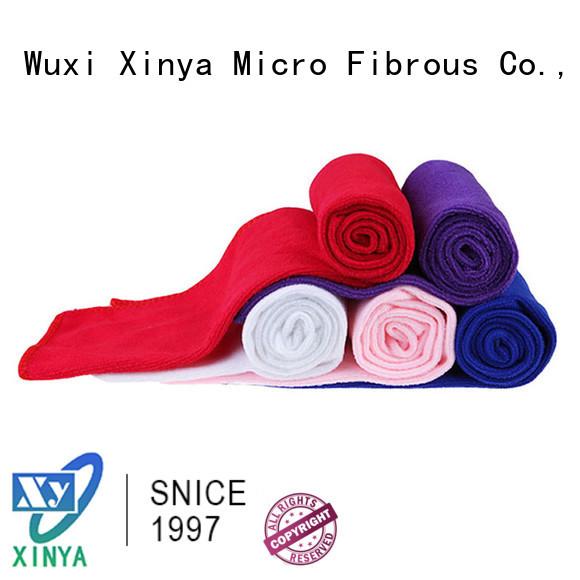 Xinya microfiber cloth towel home cleaning