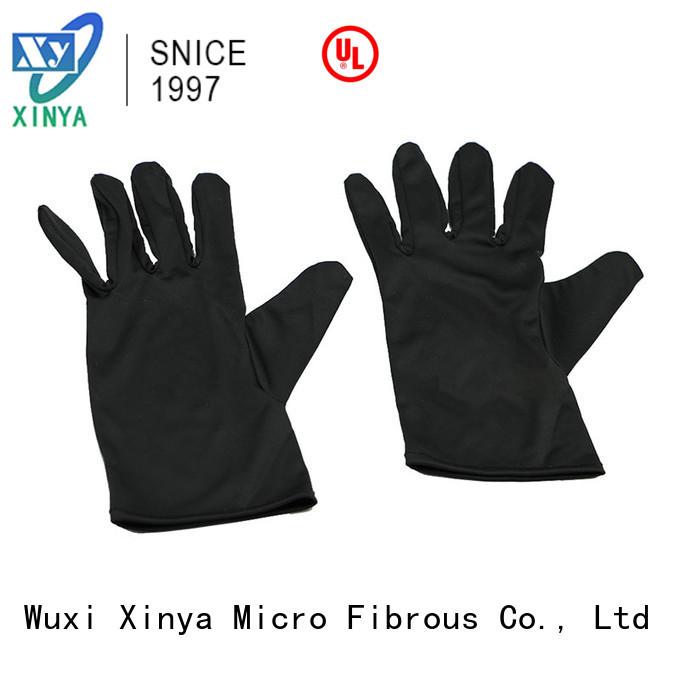 Xinya microfiber dusting cleaning glove original household