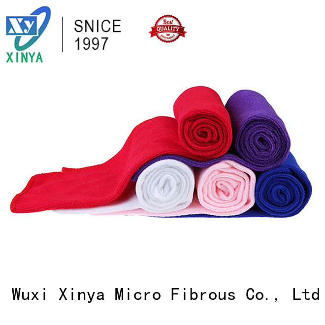 Xinya soft microfiber towels small home