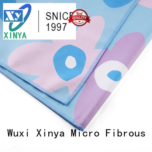 Xinya blue cleaning cloths mini washing