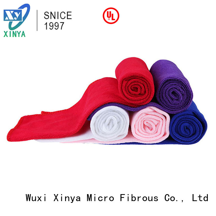 Xinya best quality microfiber cloths small