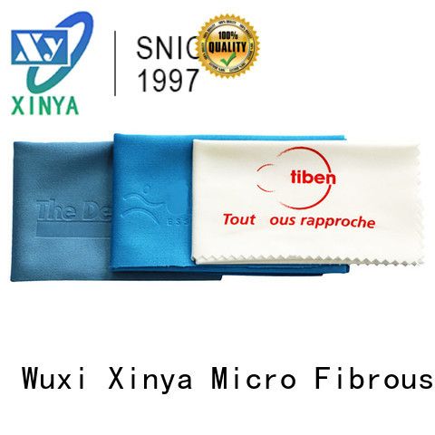 Xinya microfiber lens cleaning cloth small cleaning