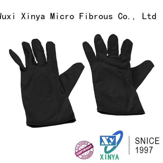 Xinya microfiber jewelry gloves home household