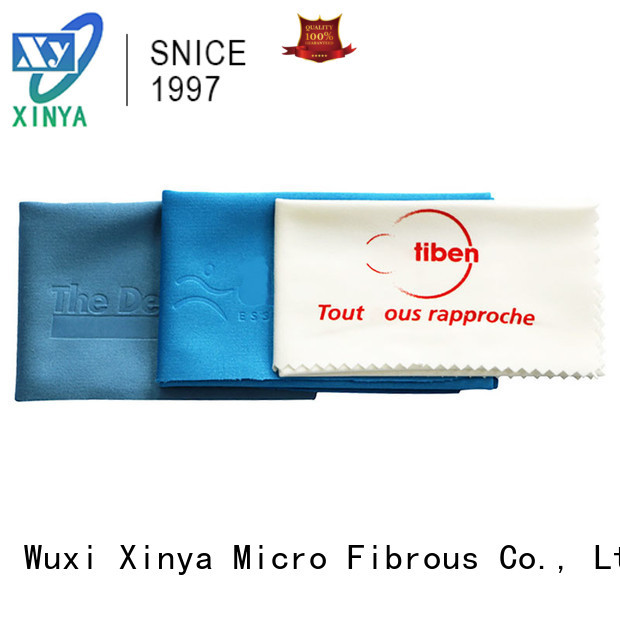 Xinya whole microfiber lens cleaning cloth small washing