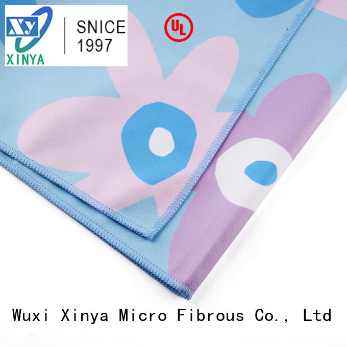 Xinya microfiber cloth towel home cleaning