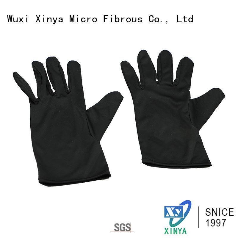 Xinya high quality microfiber gloves home