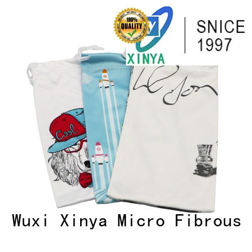 microfiber glasses bag home Xinya