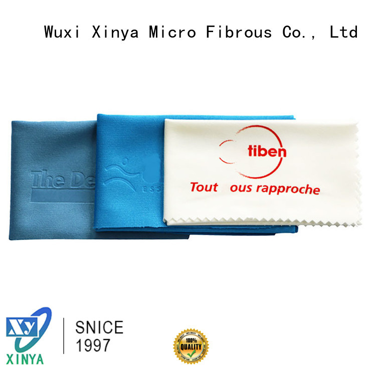microfiber spectacle cleaning cloth Xinya