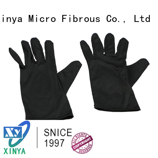 Xinya clean microfiber cloth gloves original home