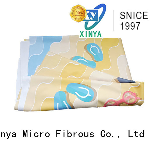 Xinya best microfiber towels small household
