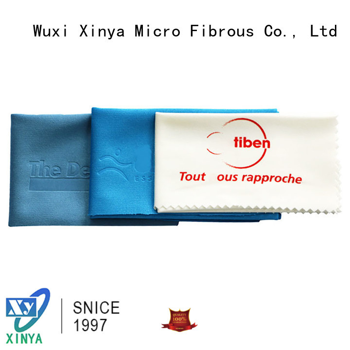 Xinya oem microfiber mop cloth small