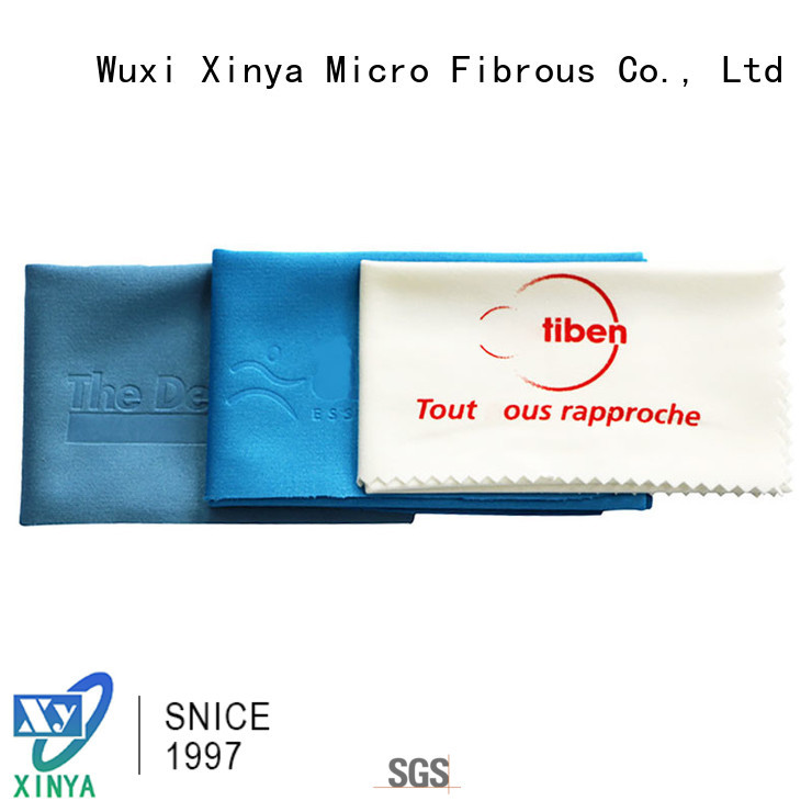 Xinya microfiber promotional cleaning cloth small home