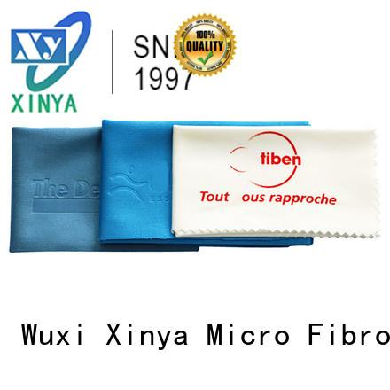 Latest microfiber car wash cloth factory washing